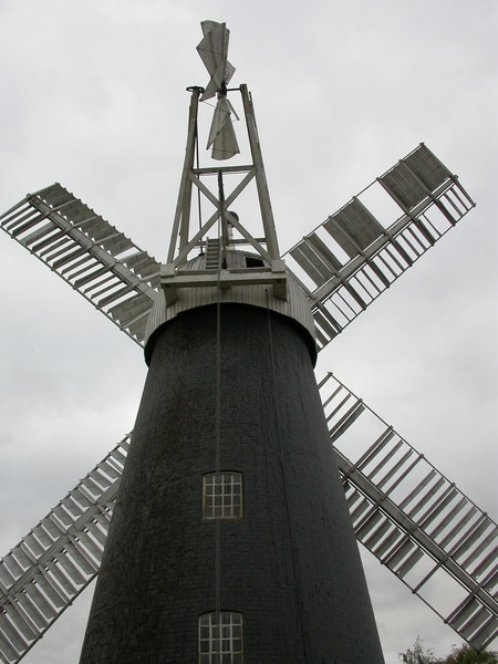 Mount Pleasant Windmill, Kirton in Lindsey