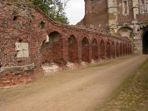 Thornton Abbey Gatehouse