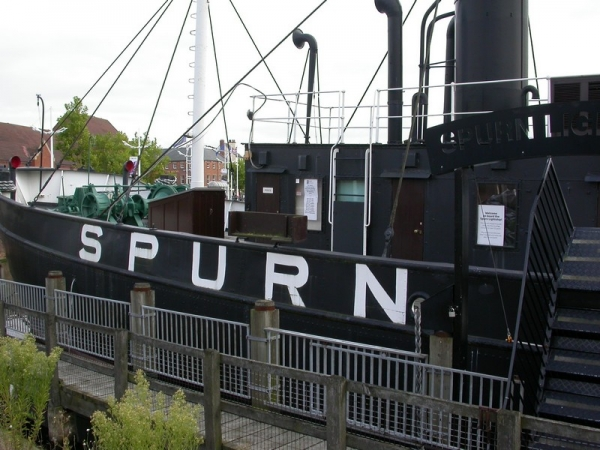 Spurn lightship, Kingston upon Hull