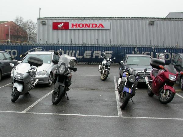 Fowlers car park