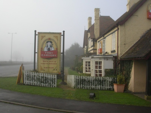 Toby Carvery Highnam