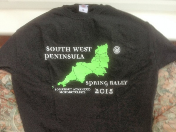 Rally Tee Shirt
