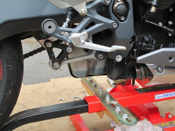 Black Stubby Moto GP Exhaust