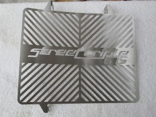 SP Engineering Radiator Cover