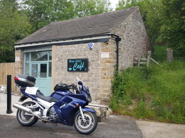 Blue John Cafe