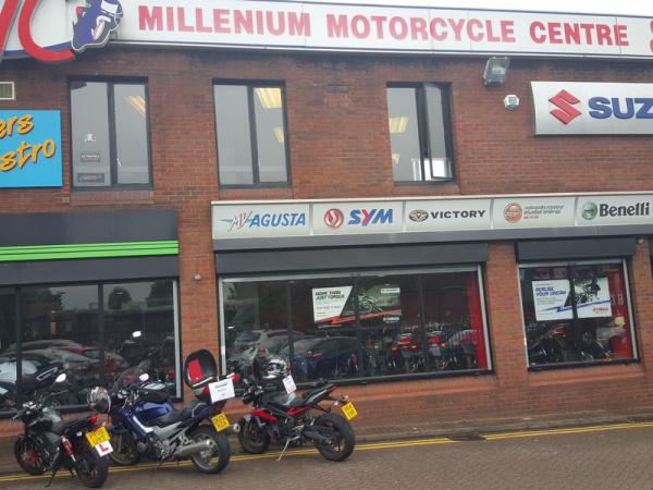 Millennium Motorcycles