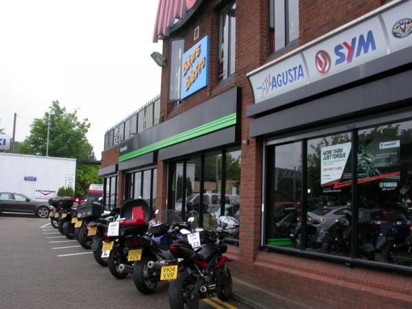Millenium Motorcycles