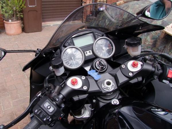 Bonzo's Kawasaki ZZR1400