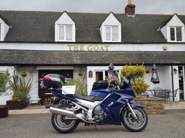 The Goat, Deeping St James