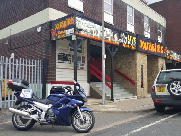 Yardbirds Rock Club