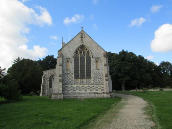 Burnham Thorpe Church