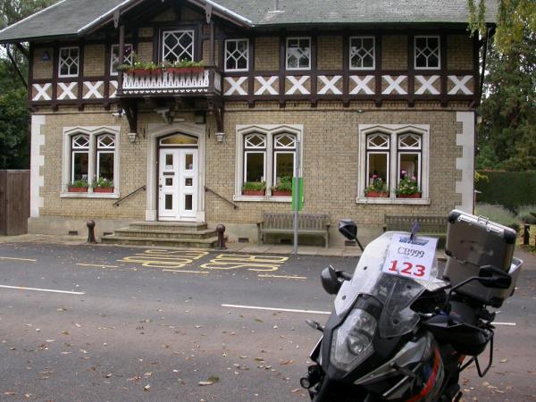 RSPB HQ