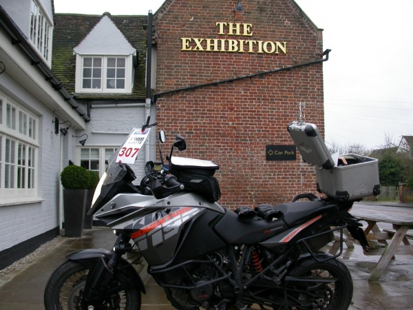 The Exhibition Pub, Huntingdon