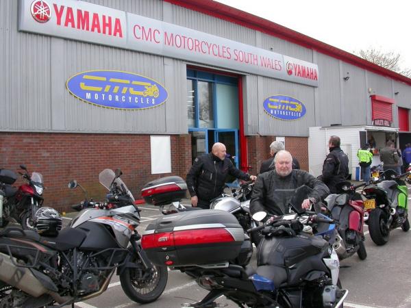 CMC Motorcycles, Newport