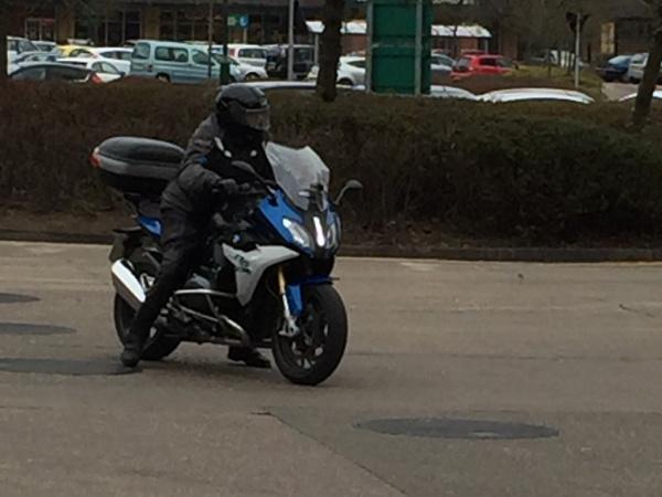 Bob and his BMW