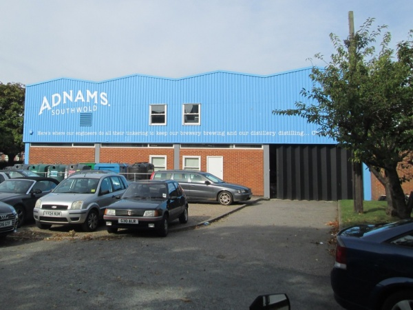Admans Brewery