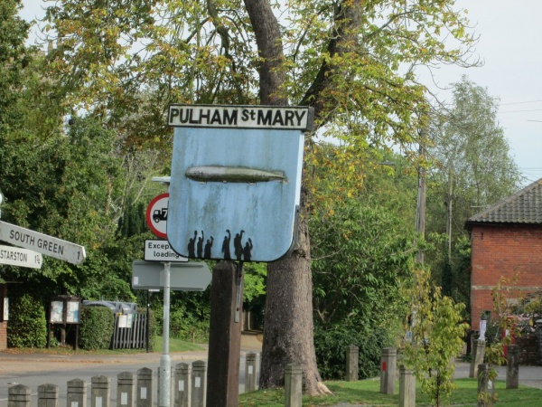 Pulham St Mary