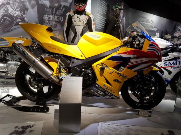 TT600 Daytona