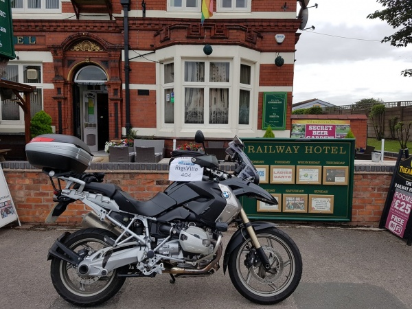 The Railway Hotel, Nantwich