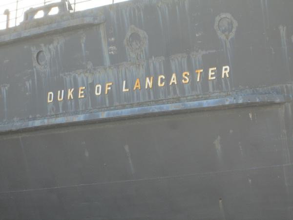TSS Duke of Lancaster