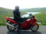 Bob's 2001 Honda Blackbird