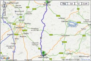 B6047 – Melton Mowbray to Market Harborough