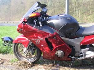 Bob's Honda Blackbird – 2005