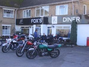 Fox's Diner