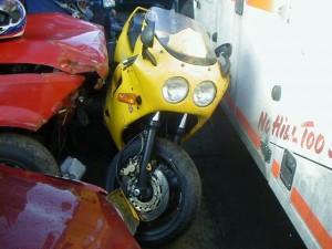 Bonzo's Triumph Daytona 1200 – 2000
