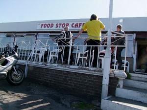 The Food Stop Bikers Cafe, Quatford
