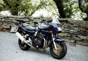 Suzuki GSF1200 Bandit