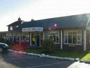 Salt Box Cafe, Hatton