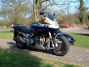 Bob's Yamaha FJ1200 Sidecar
