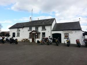 Steel Horse Cafe, Abergavenny