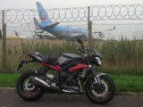 Billy No Mates Tours – Kemble Airport