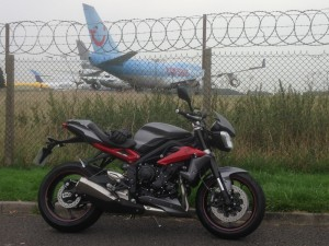 Billy No Mates Tours – Kemble Airport