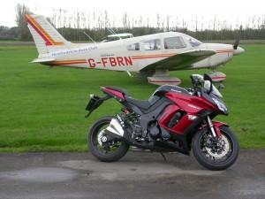 Ray's New Ride