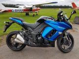 Bonzo's Kawasaki Z1000SX