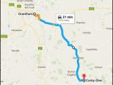 B1176 – Grantham to Corby Glen