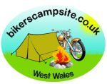 Motorcycle Friendly Campsite, West Wales