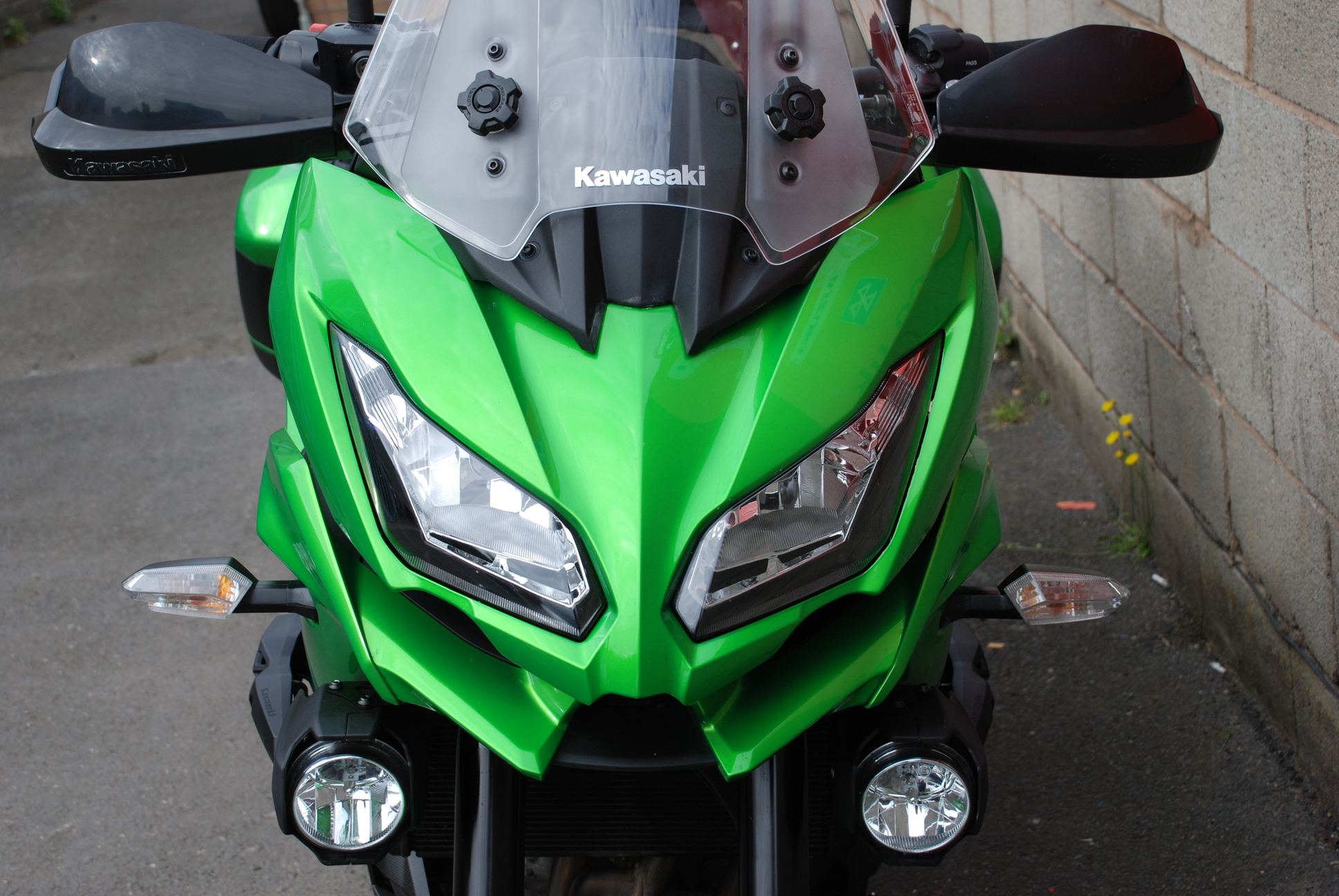 Fiona - Kawasaki Versys 1000