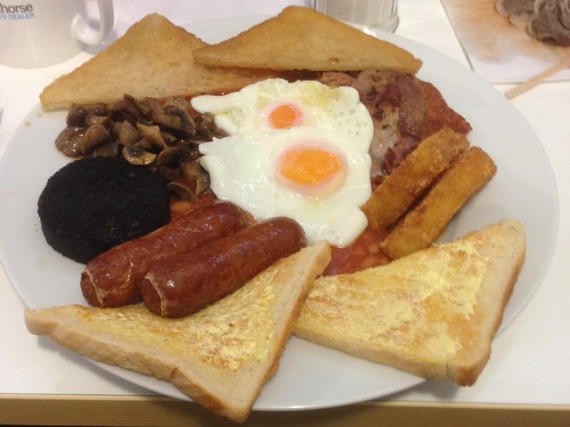 Fowlers Breakfast