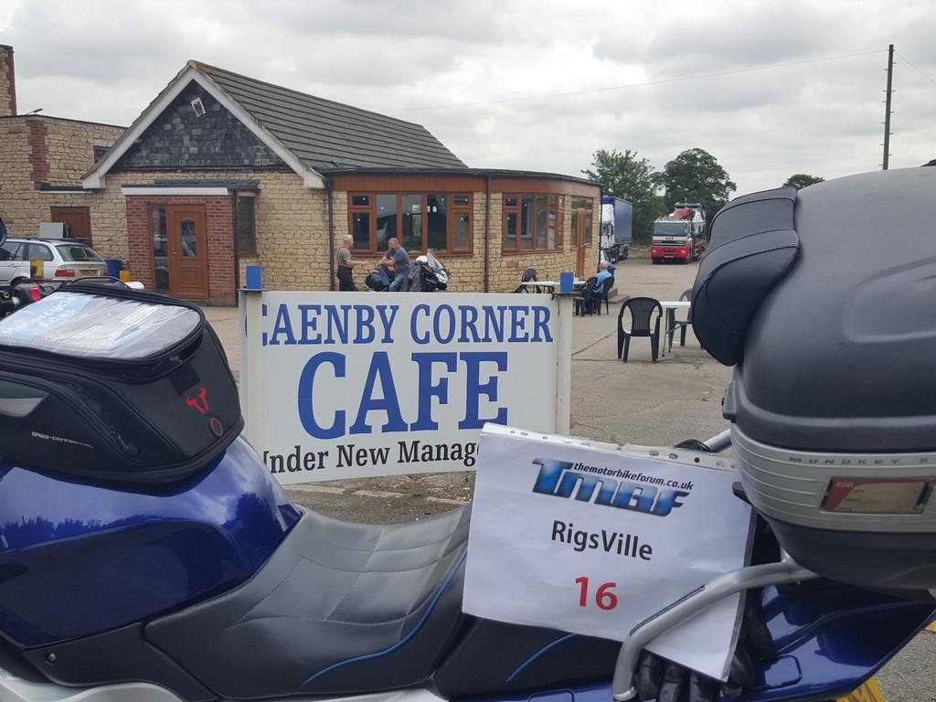 Caenby Corner Cafe
