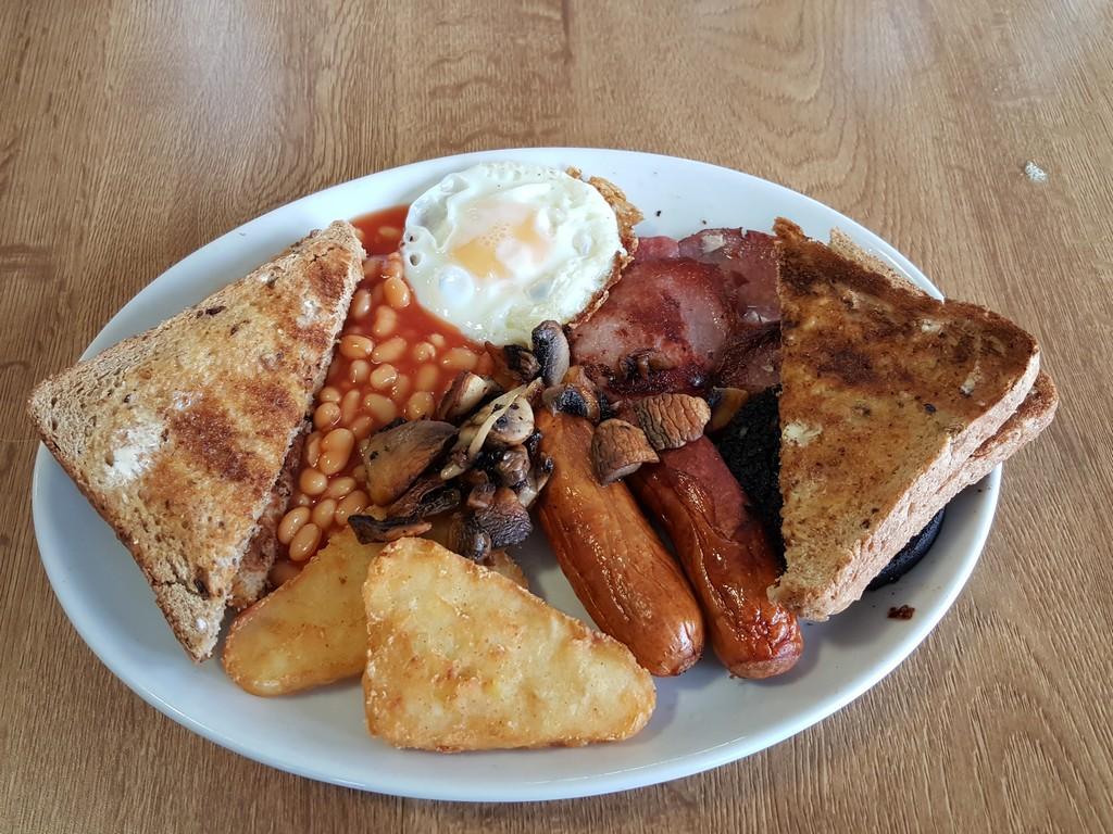 Llyn Brenig Visitor Centre Breakfast