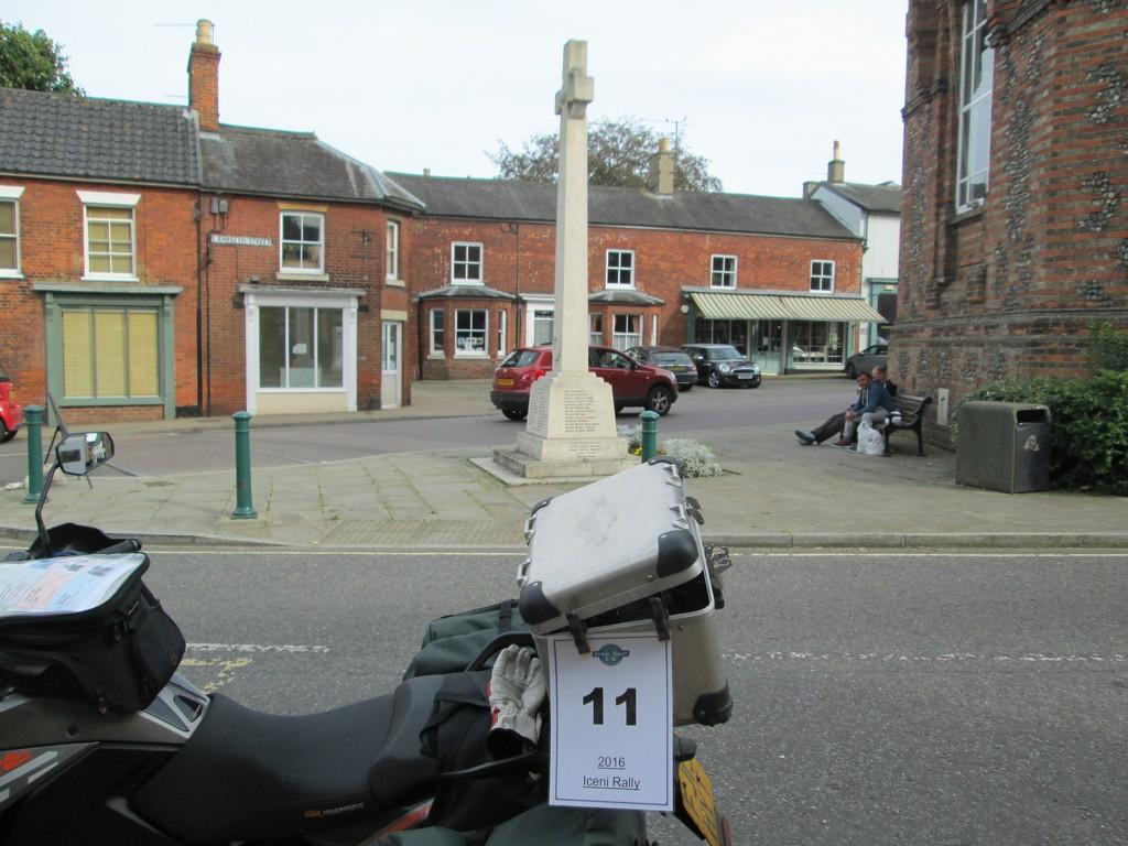 Eye Cross Memorial