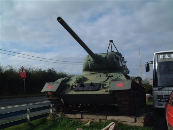 Fromes Hill Cafe Tank