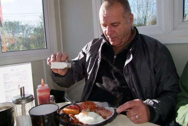 Windsor Inside Fromes Hill cafe