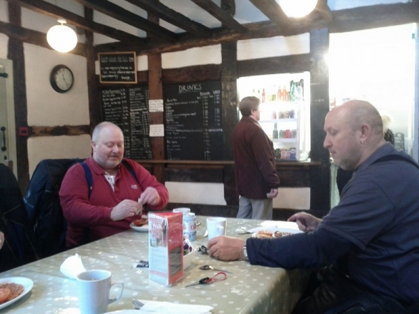 Queenswood Cafe