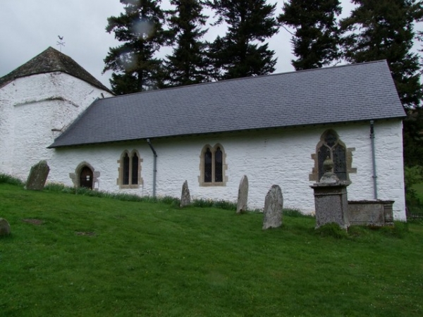 The Church of St Mary's, Pilleth