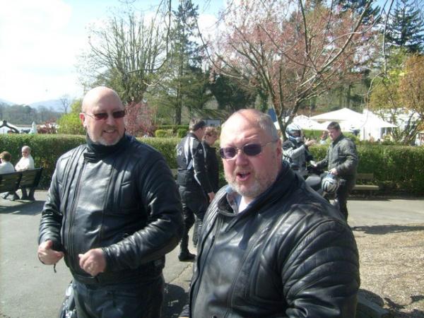 Bonzo and Bob in the Lake District